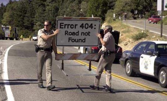 epic road sign fails